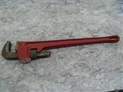 TASK TOOLS T25446 24-INCH PIPE WRENCH